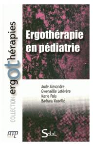 livre ergothrapie pediatrie