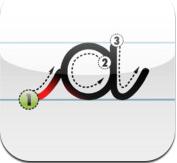 abc cursive